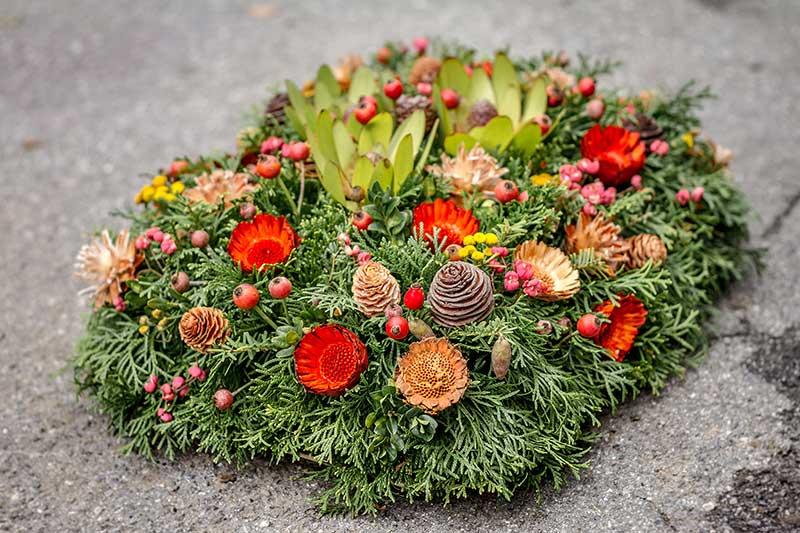ikebana 1.november cvetlicarna kavalir